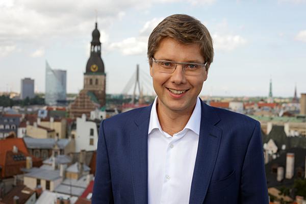 Мэр Риги обжаловал штраф зарусский язык всоцсети