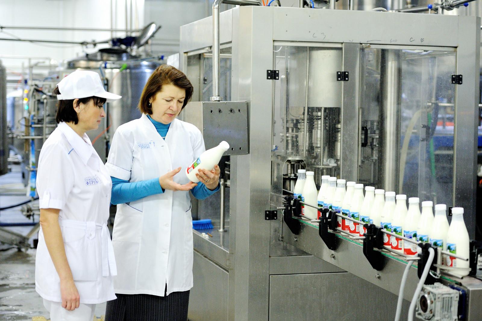 Профессии связанные с молочной продукцией